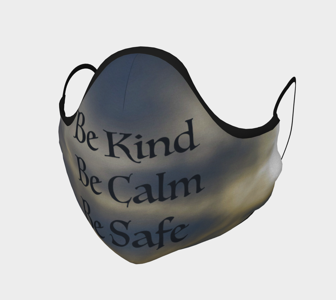 Be Kind Be Calm Be Safe preview
