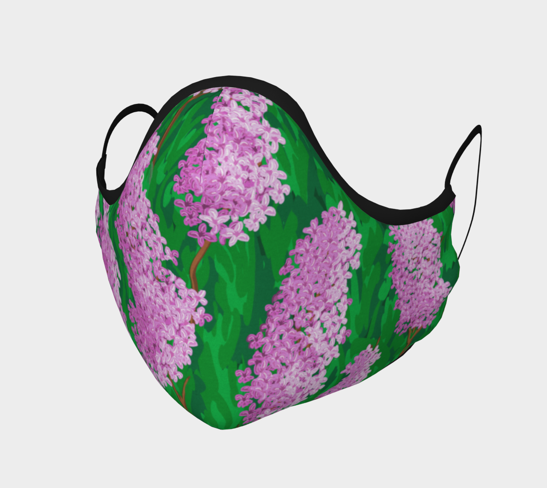 Lilacs Mask preview