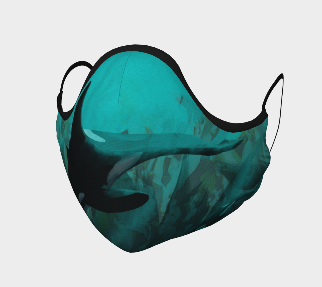 Orca Whale Mask preview