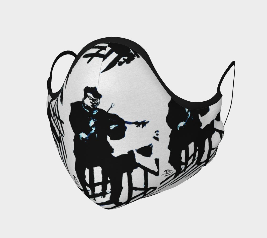 Aperçu de All That Chamber Jazz Mask