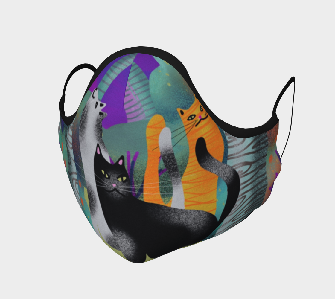 Masque Les chatons preview
