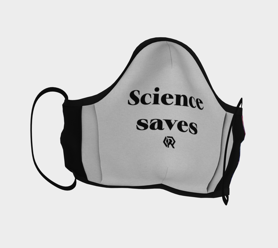 Science Saves Mask preview #4