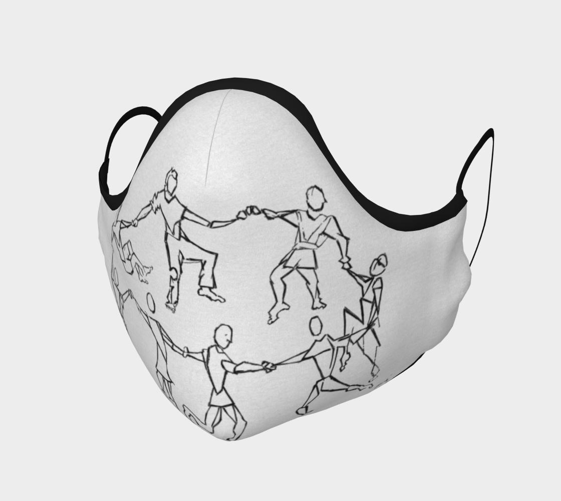 Aperçu de Shoosty Facemask Dancers