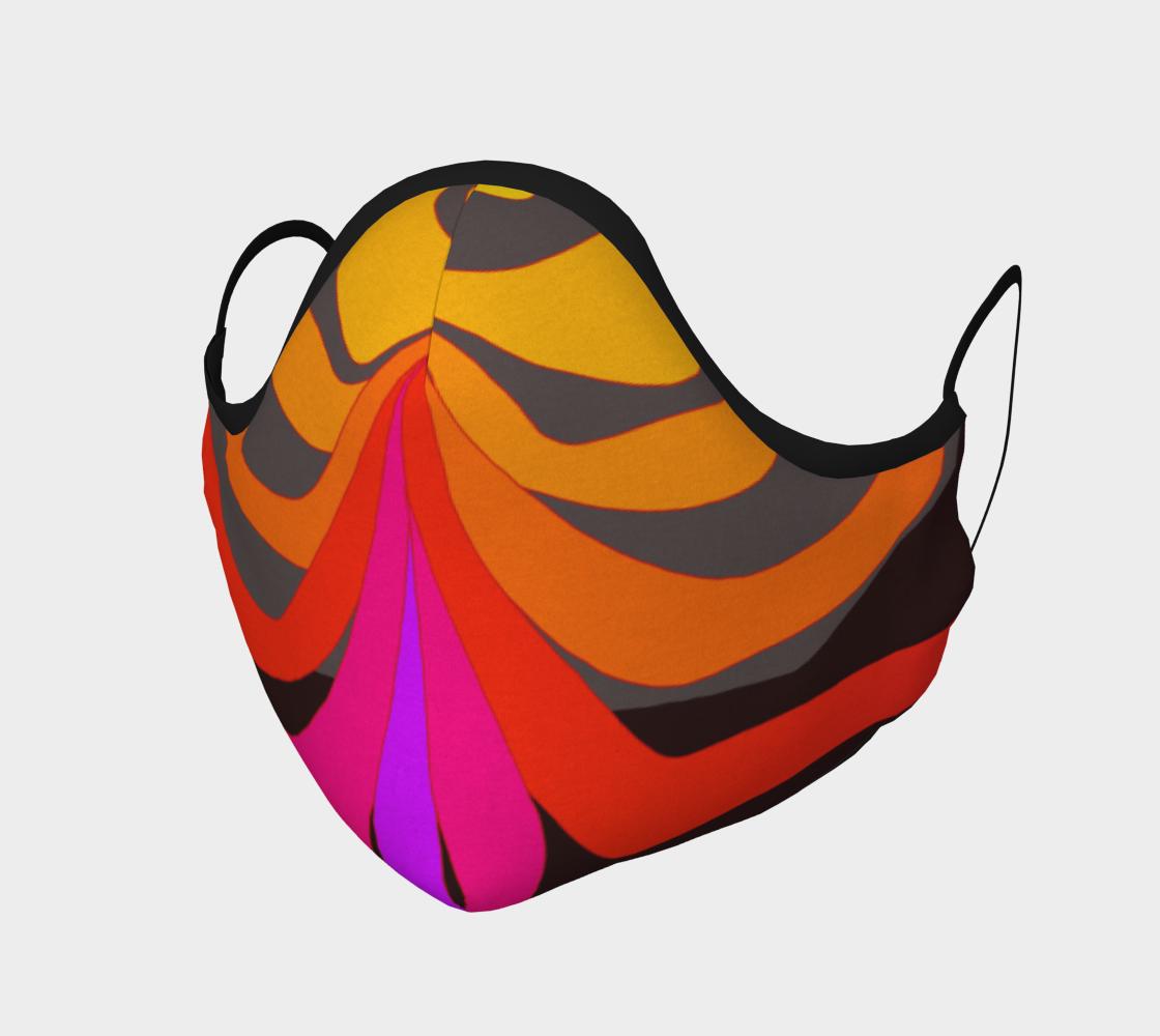 Aperçu de Shoosty Facemask Modern Sunset 2