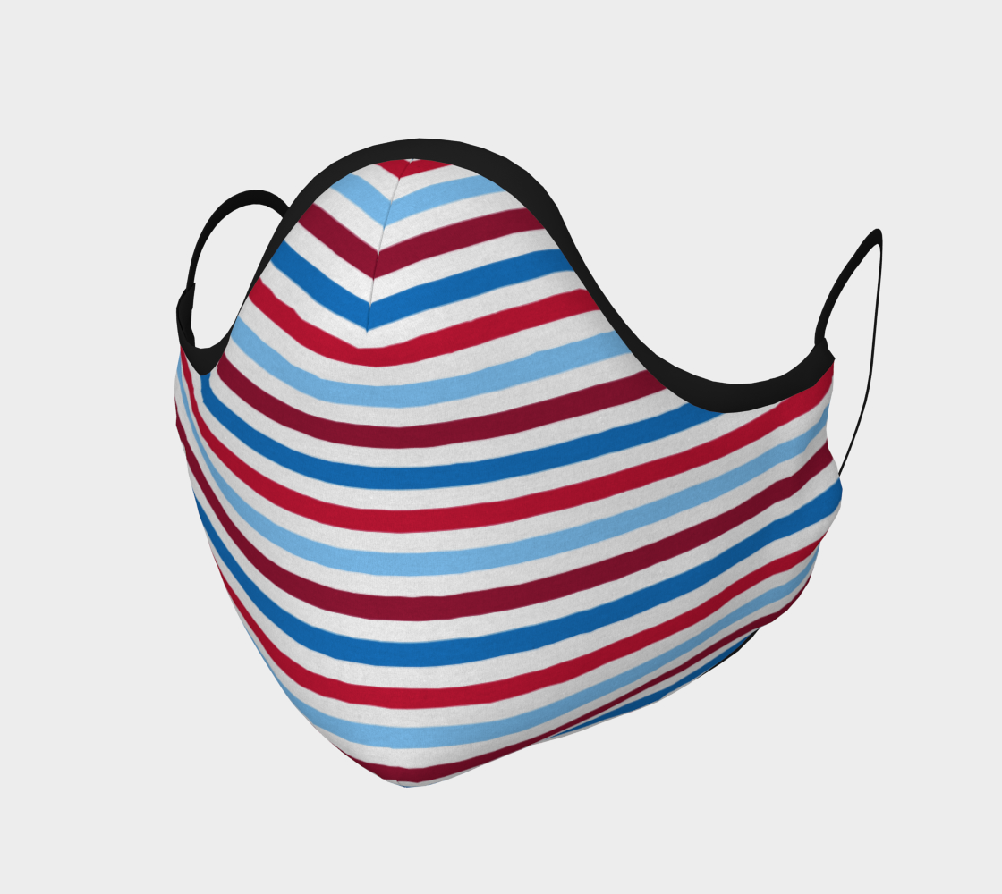 Red, White & Blue Stripes preview