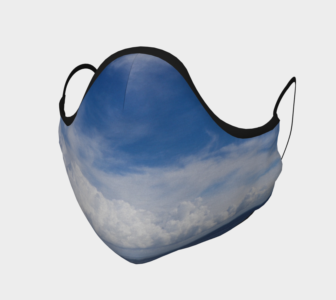 Nuages dans le ciel aperçu