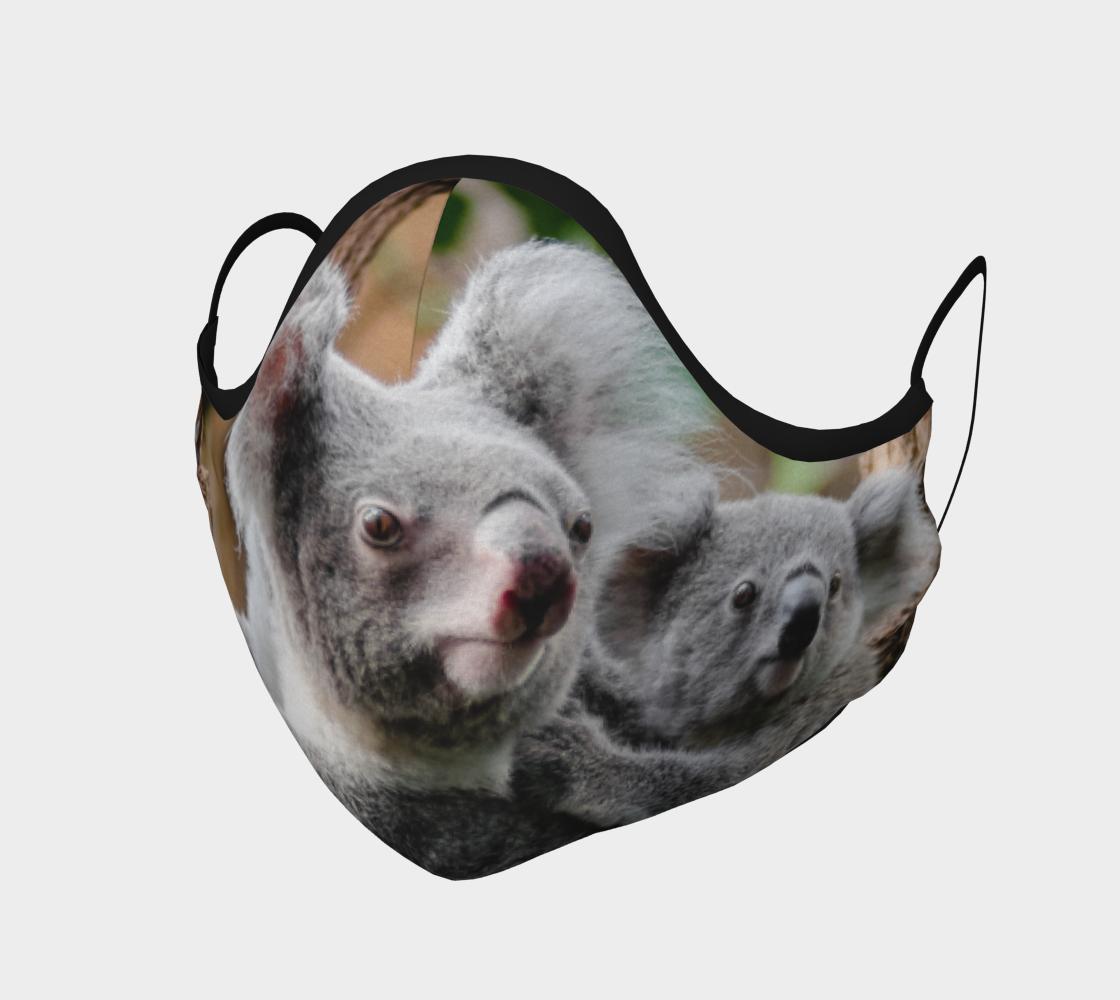 Koala maman bébé preview