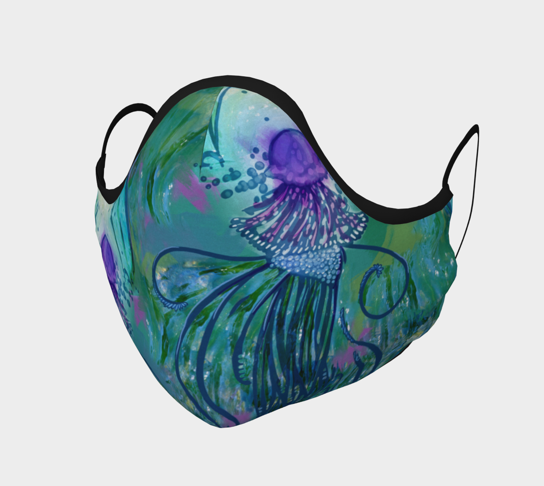 Jellyfish Mask preview