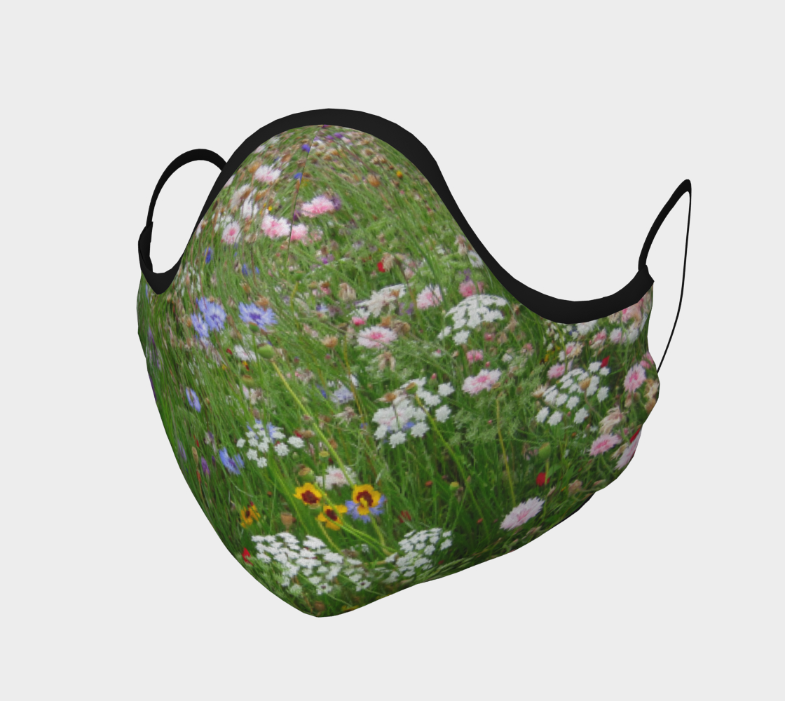 Face Mask - Wildflowers preview
