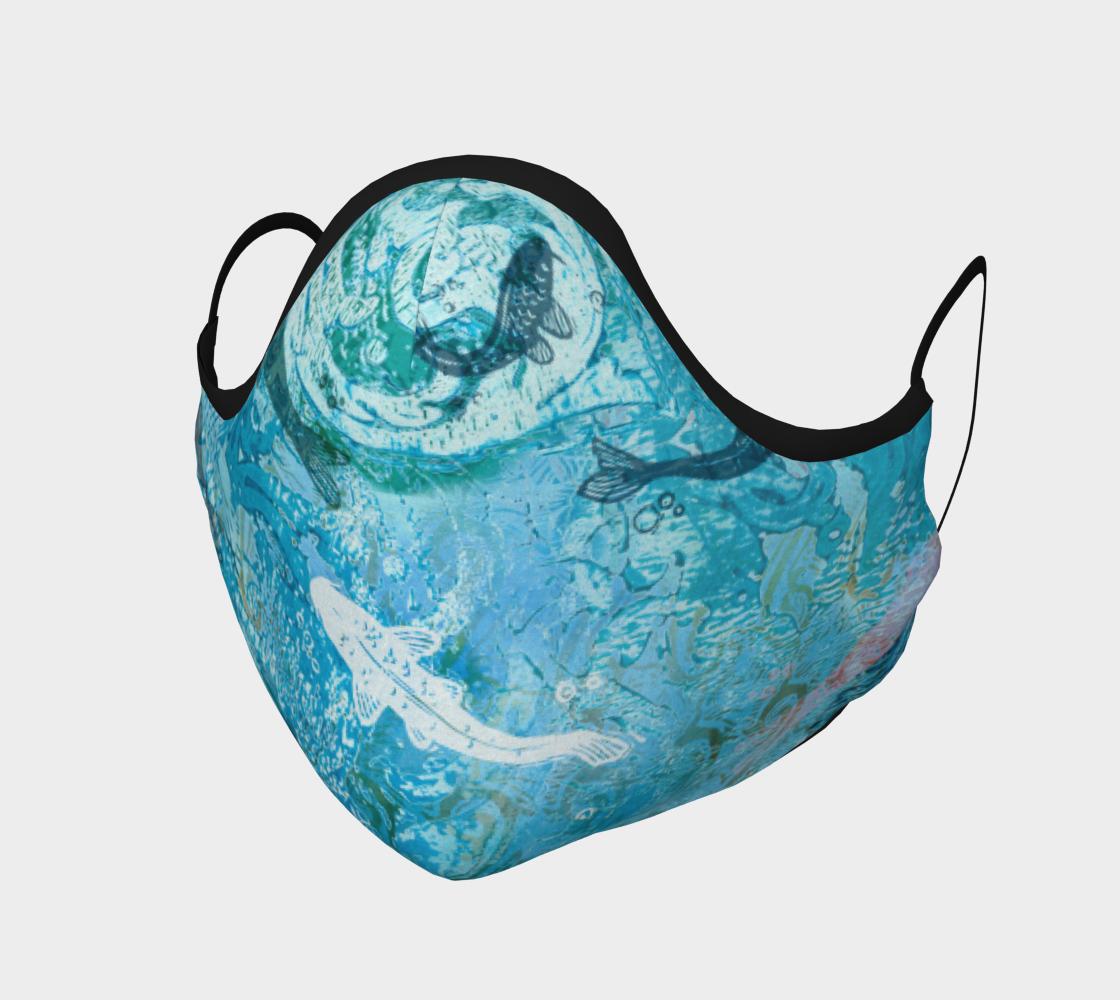 Koi Face Mask preview