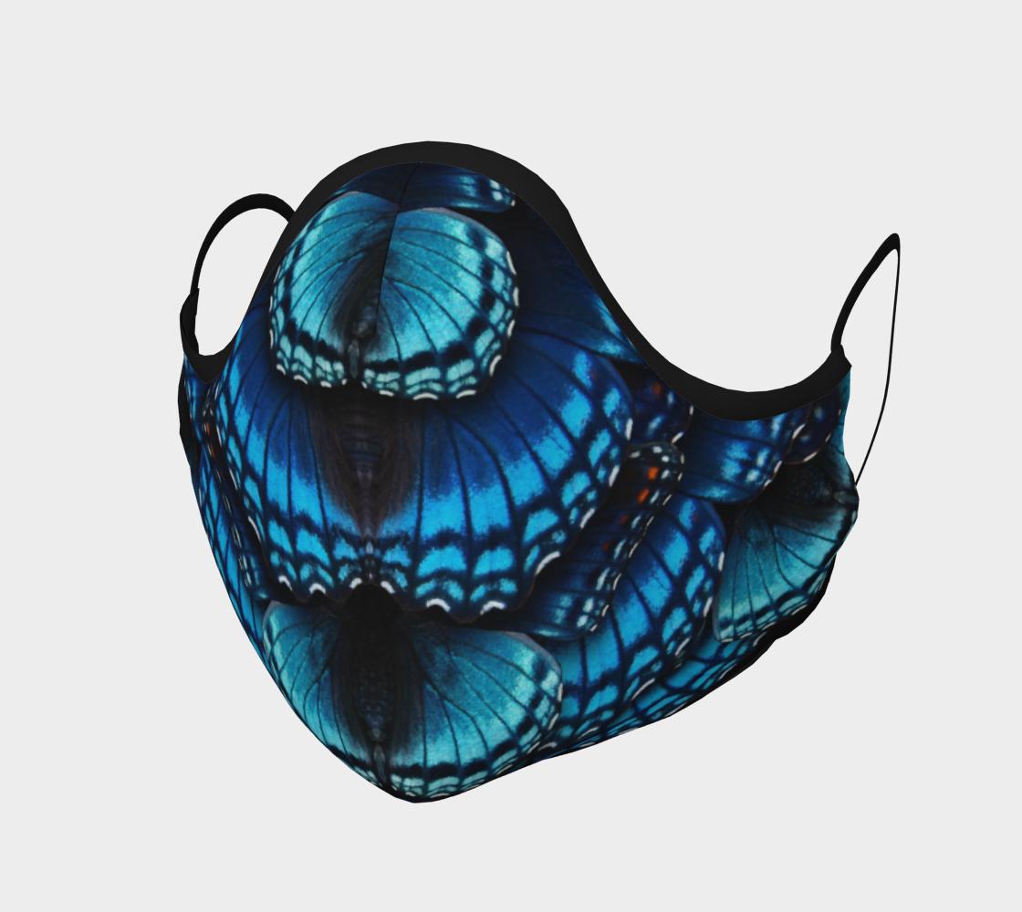 Blue Morpho Mask 1 preview