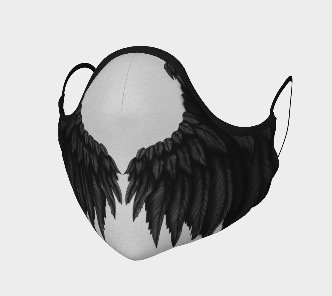 Fallen Angel Wings preview