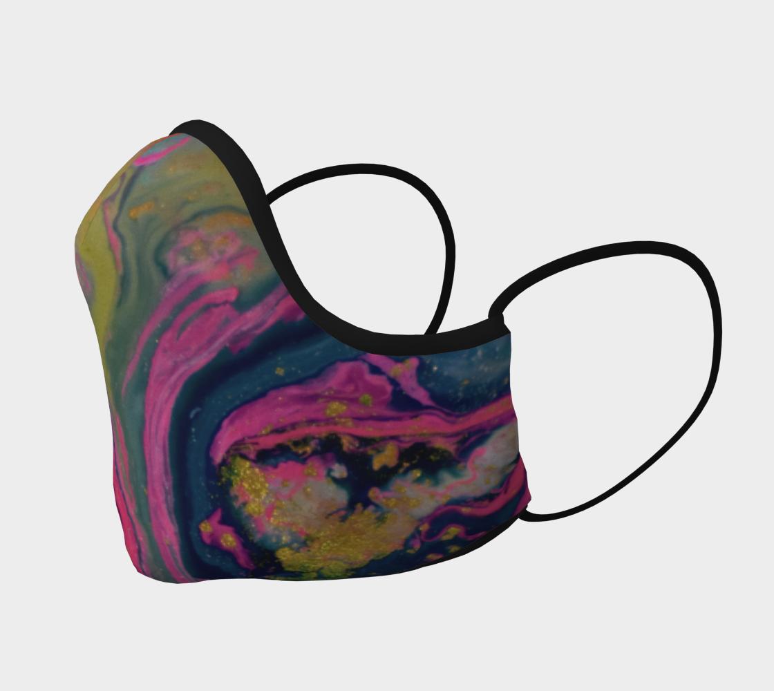 Aperçu de Galactic Bloom Mask #2