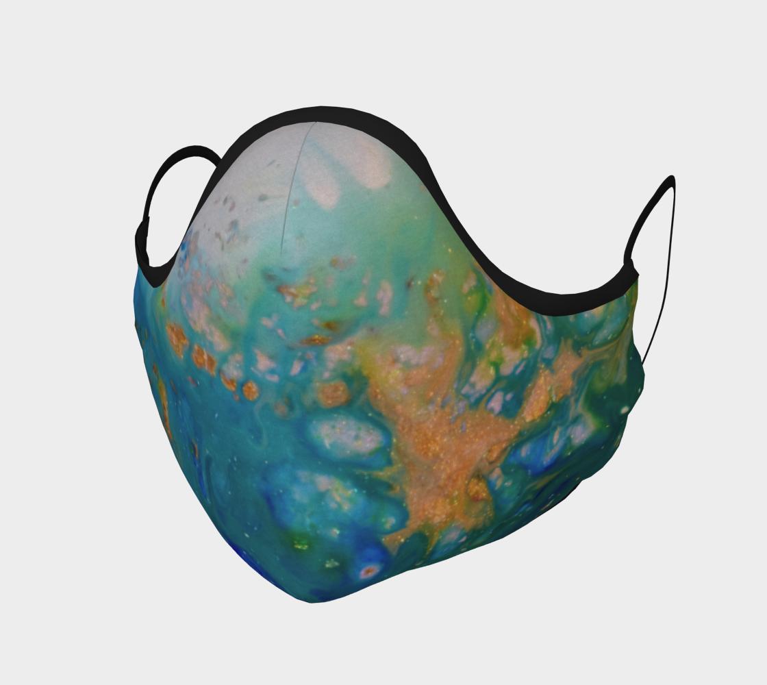Aperçu de Couvre-visage douceur sous-marine