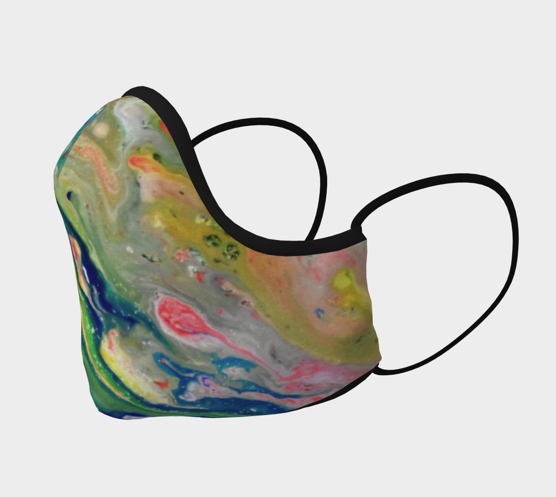 Aperçu de Beautiful abstract mask #2
