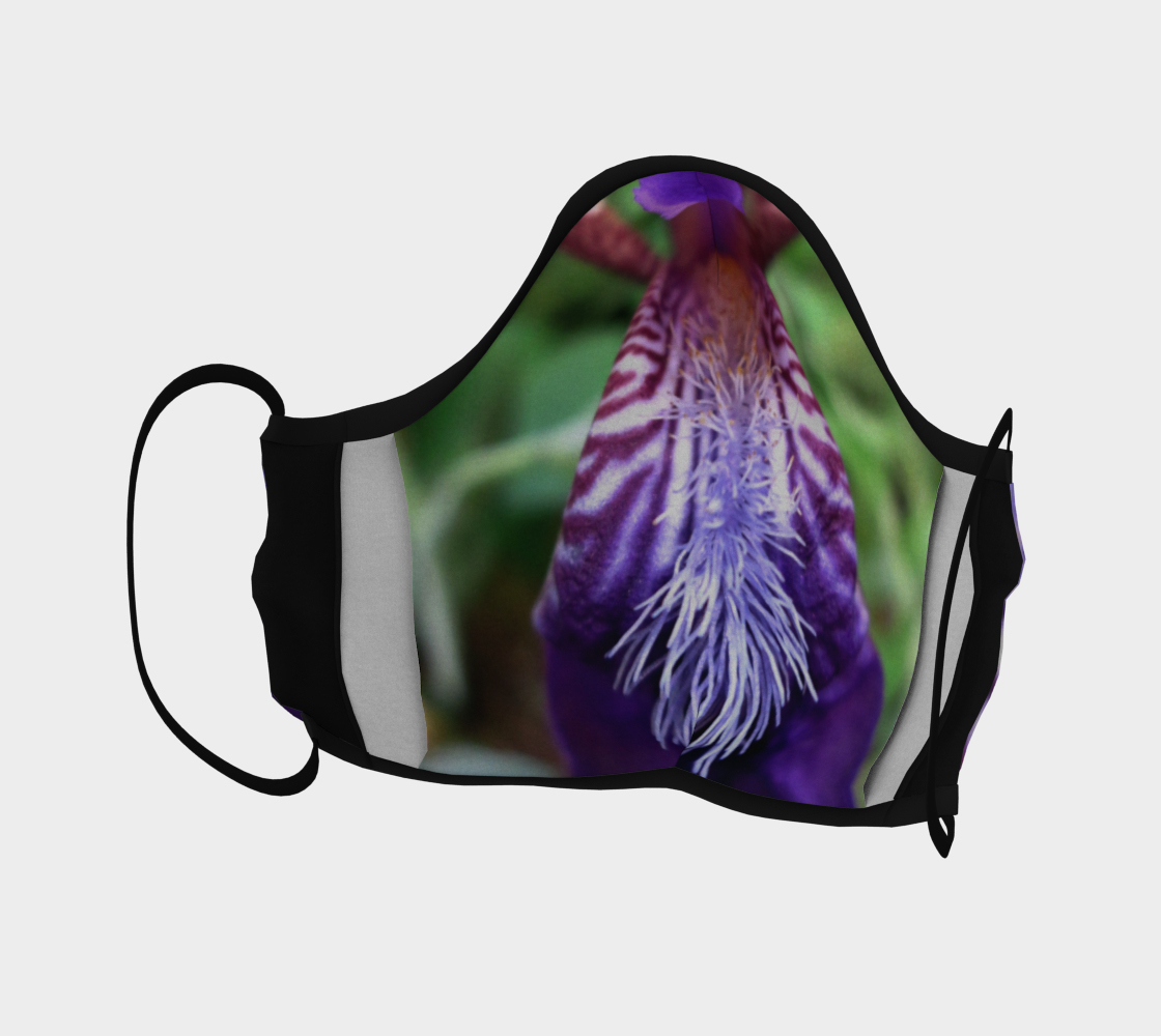 Purple Iris preview #4