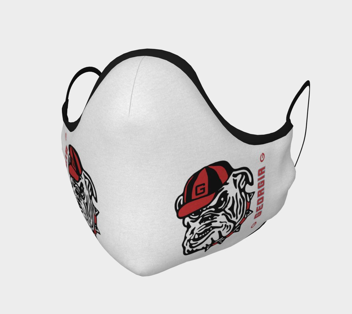 Georgia Bulldogs Face Mask  preview