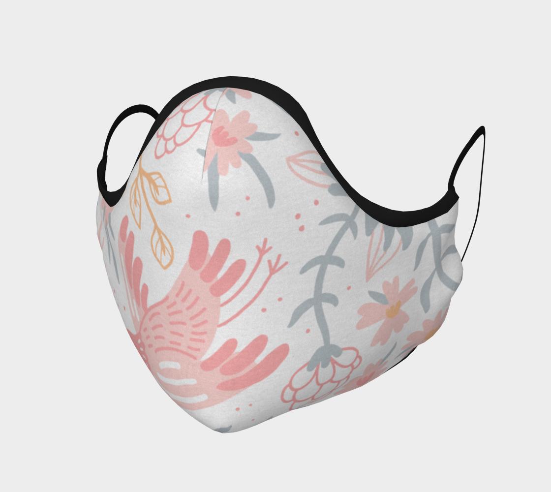 Aperçu de Masque Floral