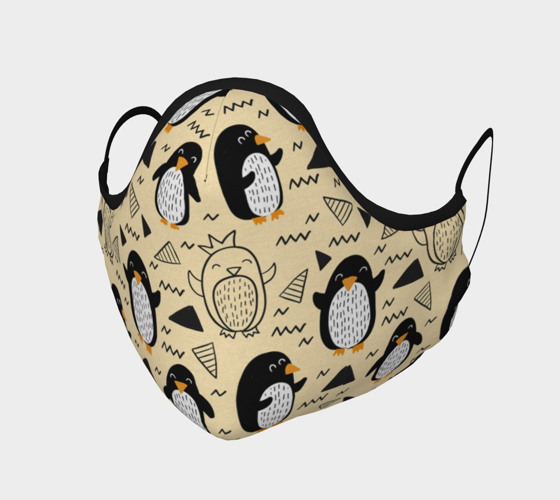 Penguin Face Mask preview
