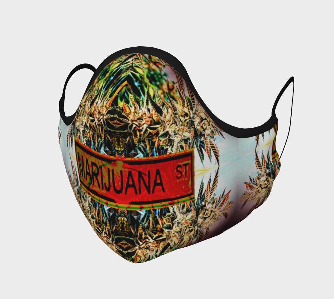 Marijuana Butterfly preview