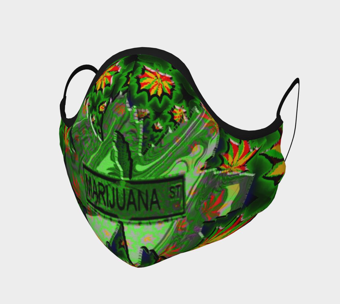 Marijuana Green preview