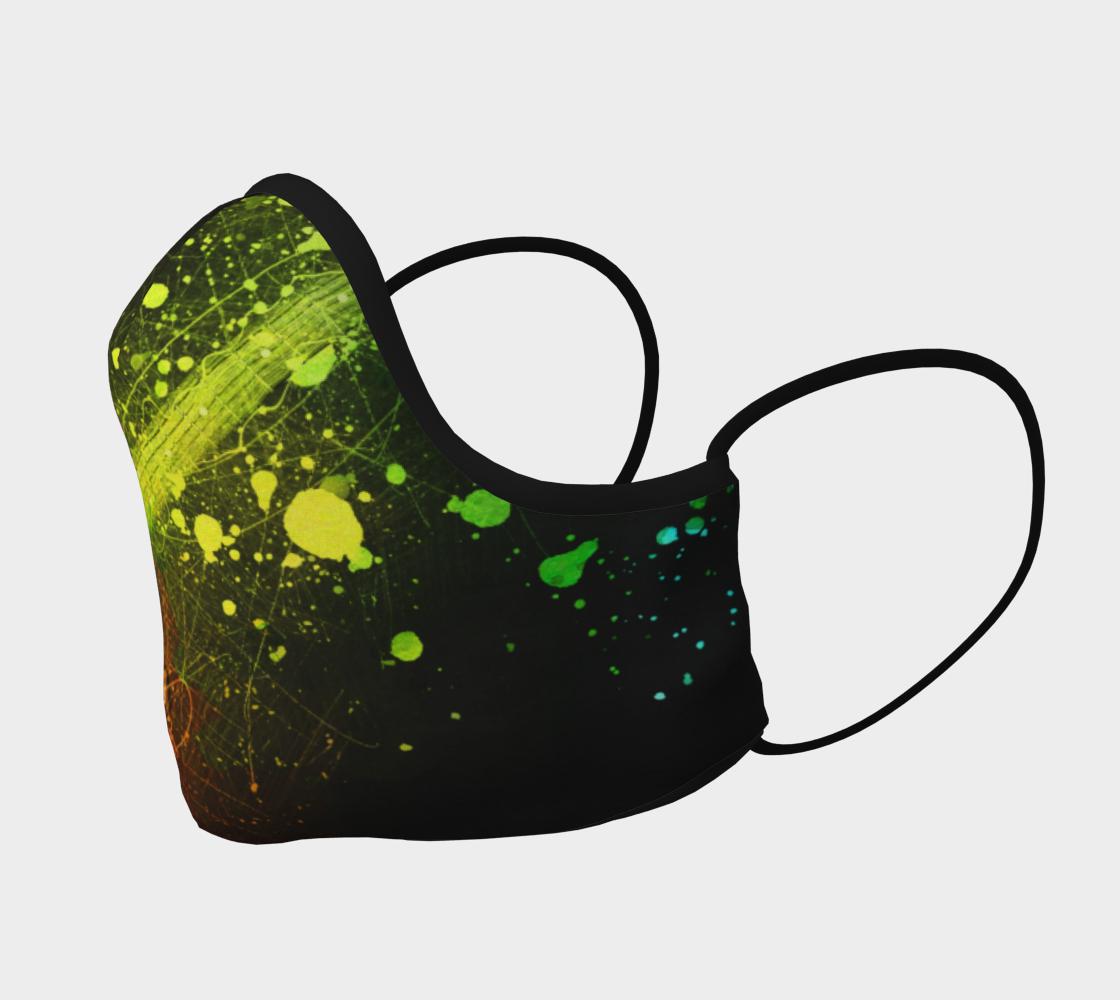 Splatter Guitar Mask preview #2