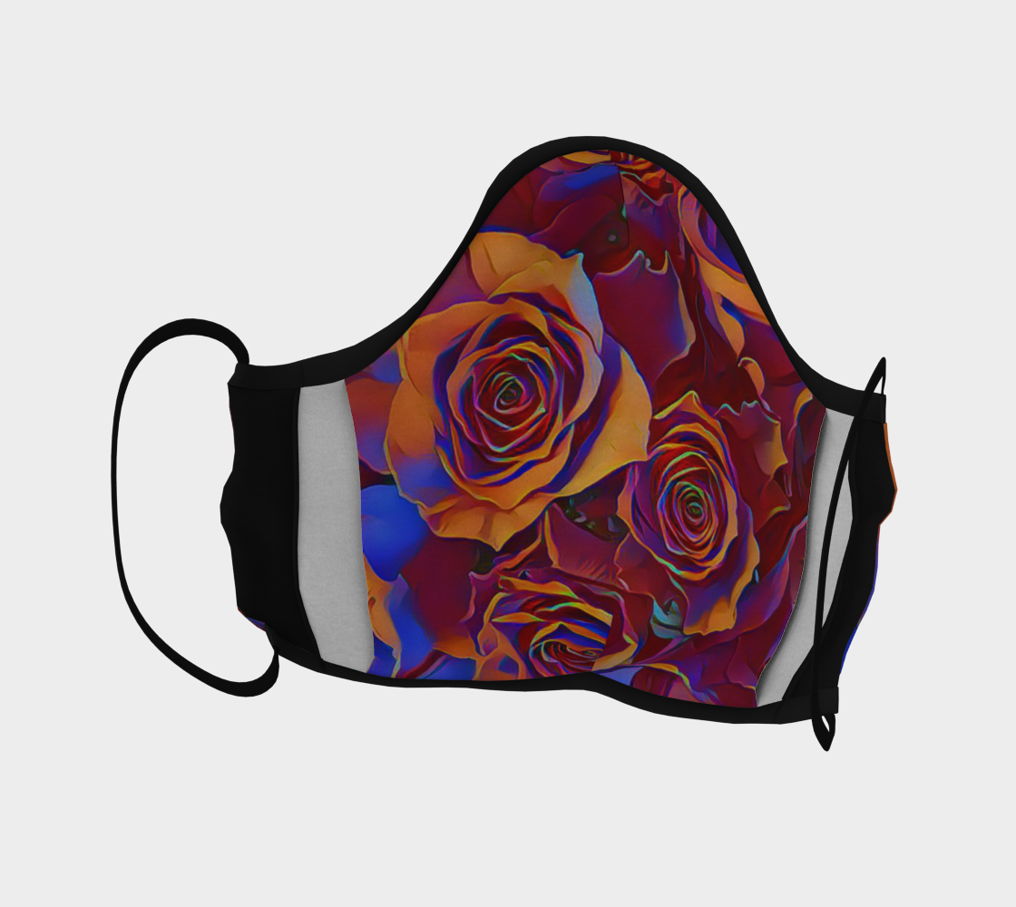Why Not Roses Mask preview #4