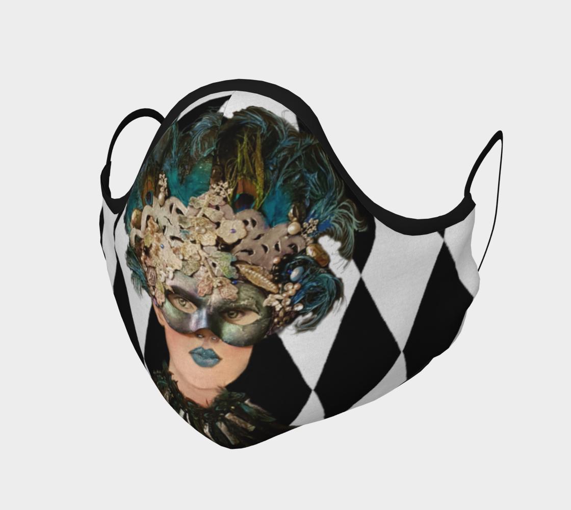 Columbina  Mask preview
