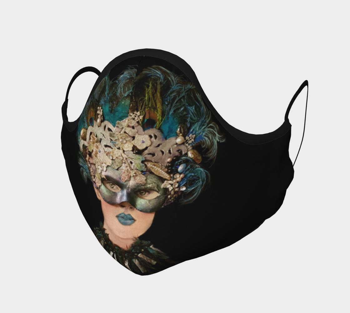 Columbina Black Mask preview