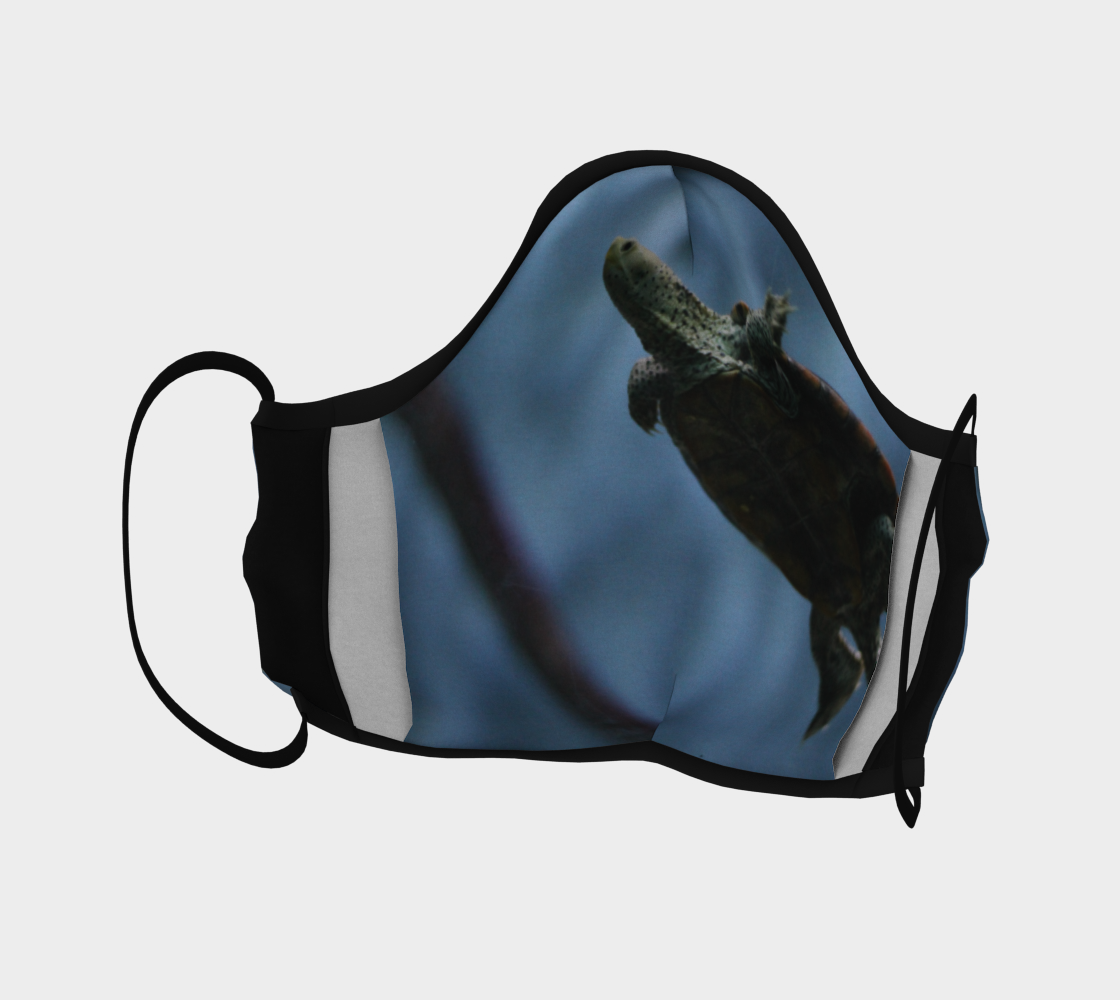 Turtle Face Mask preview #4