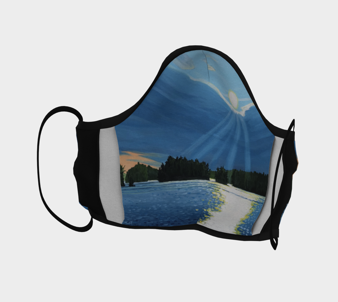 Sunny Rays Mask preview #4