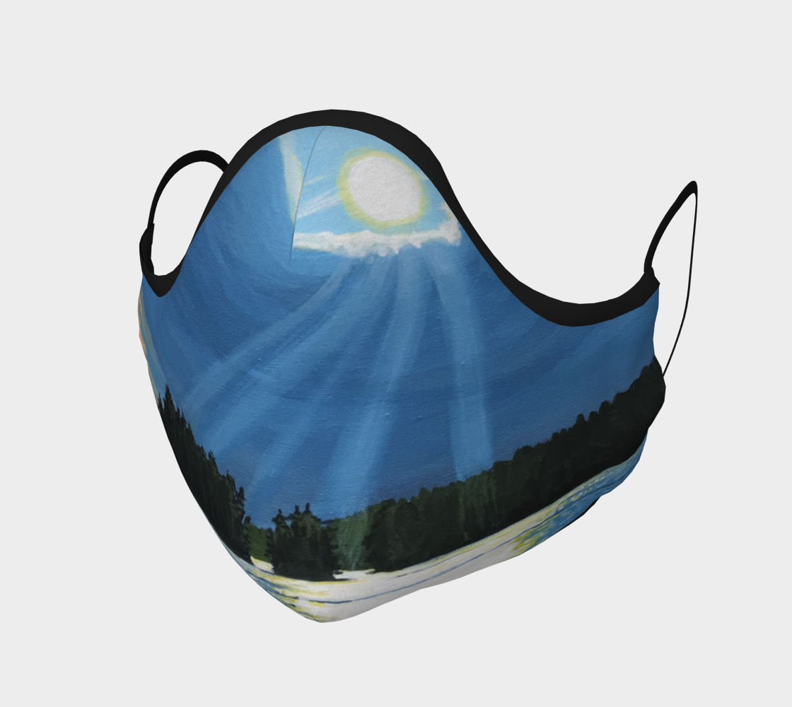 Sunny Rays Mask preview #1
