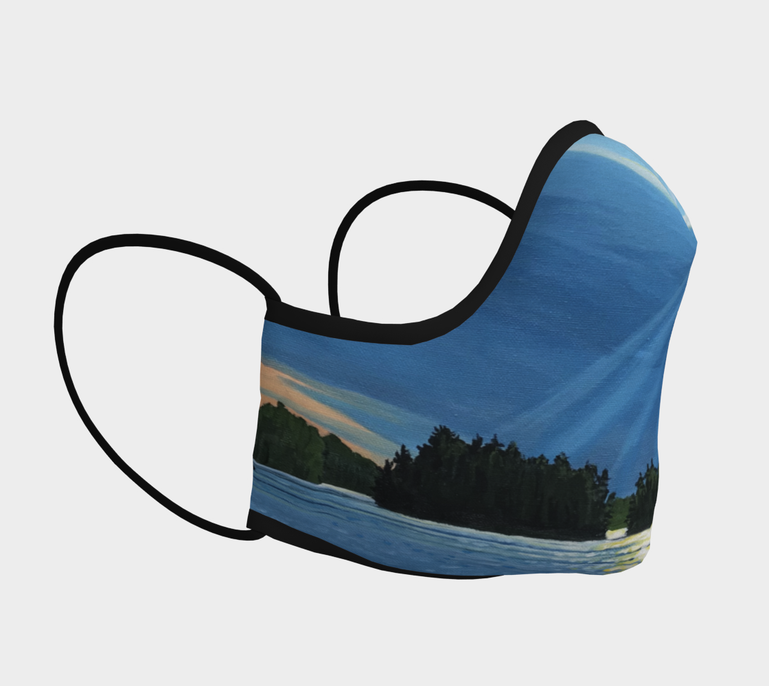 Sunny Rays Mask preview #3