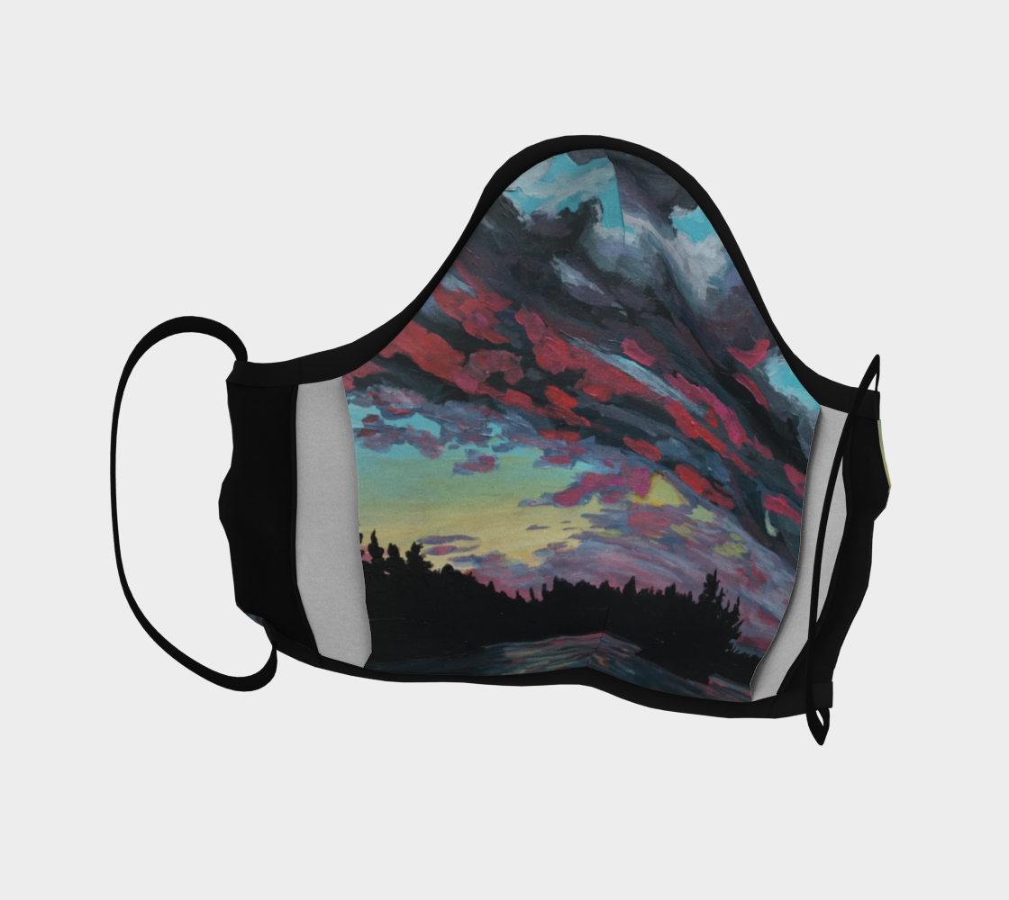 Tom Thomson Skies Mask preview #4