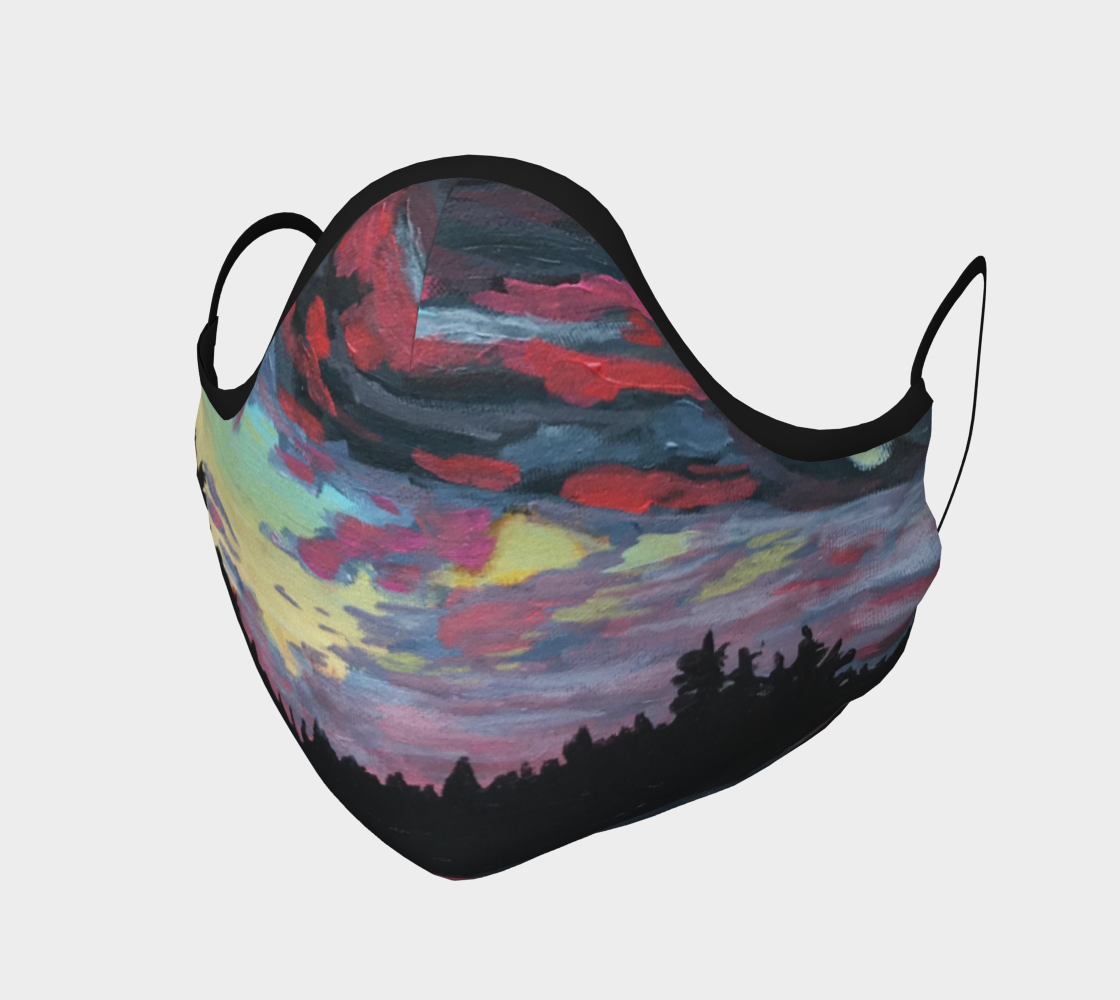 Tom Thomson Skies Mask preview