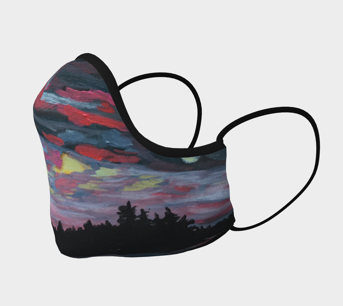 Tom Thomson Skies Mask preview #2