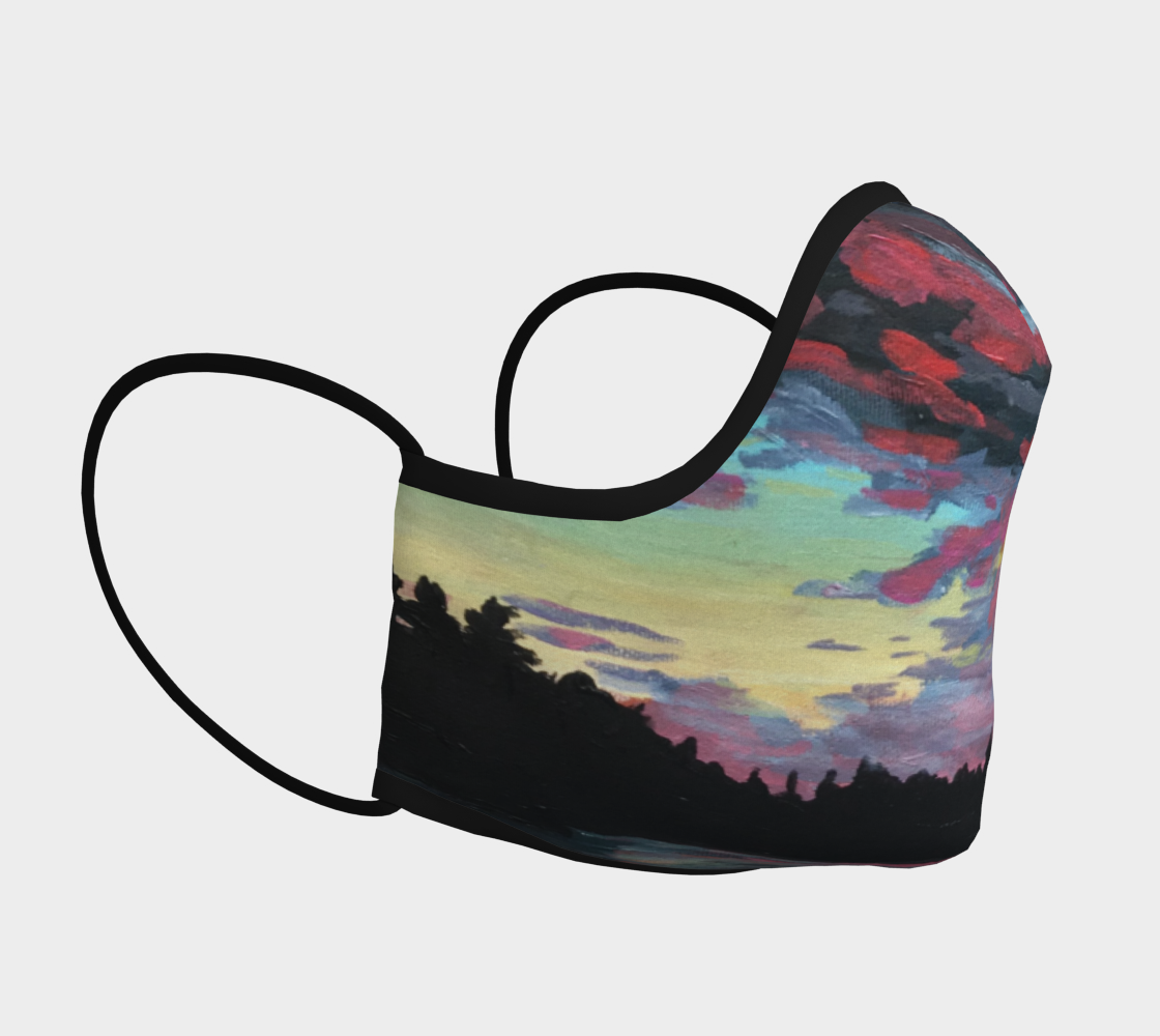 Tom Thomson Skies Mask preview #3