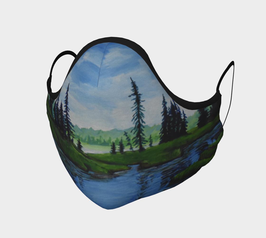 Quiet River Mask preview #1