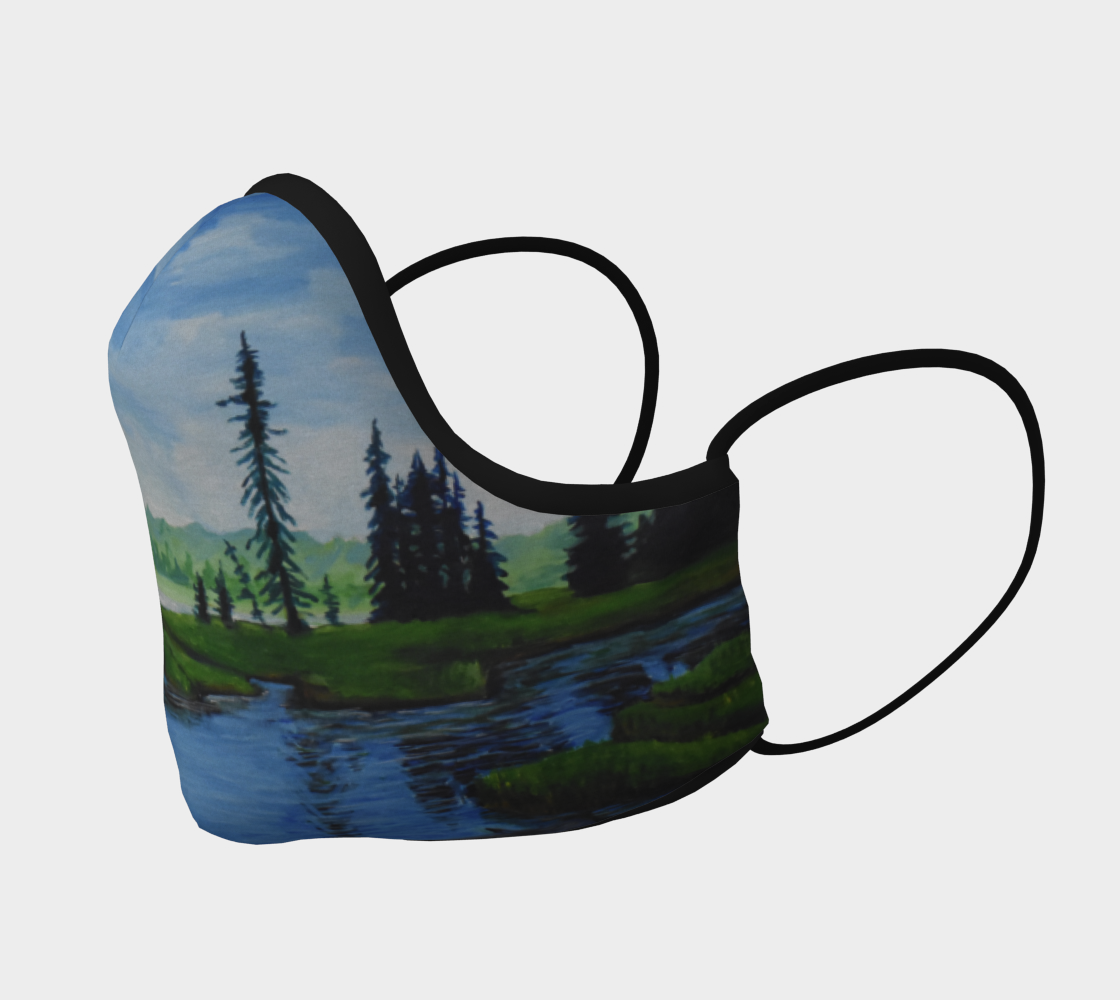 Quiet River Mask preview #2