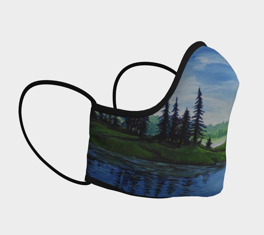 Quiet River Mask preview #3