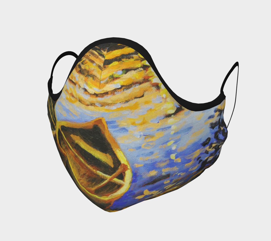 Two Canoes Mask preview #1