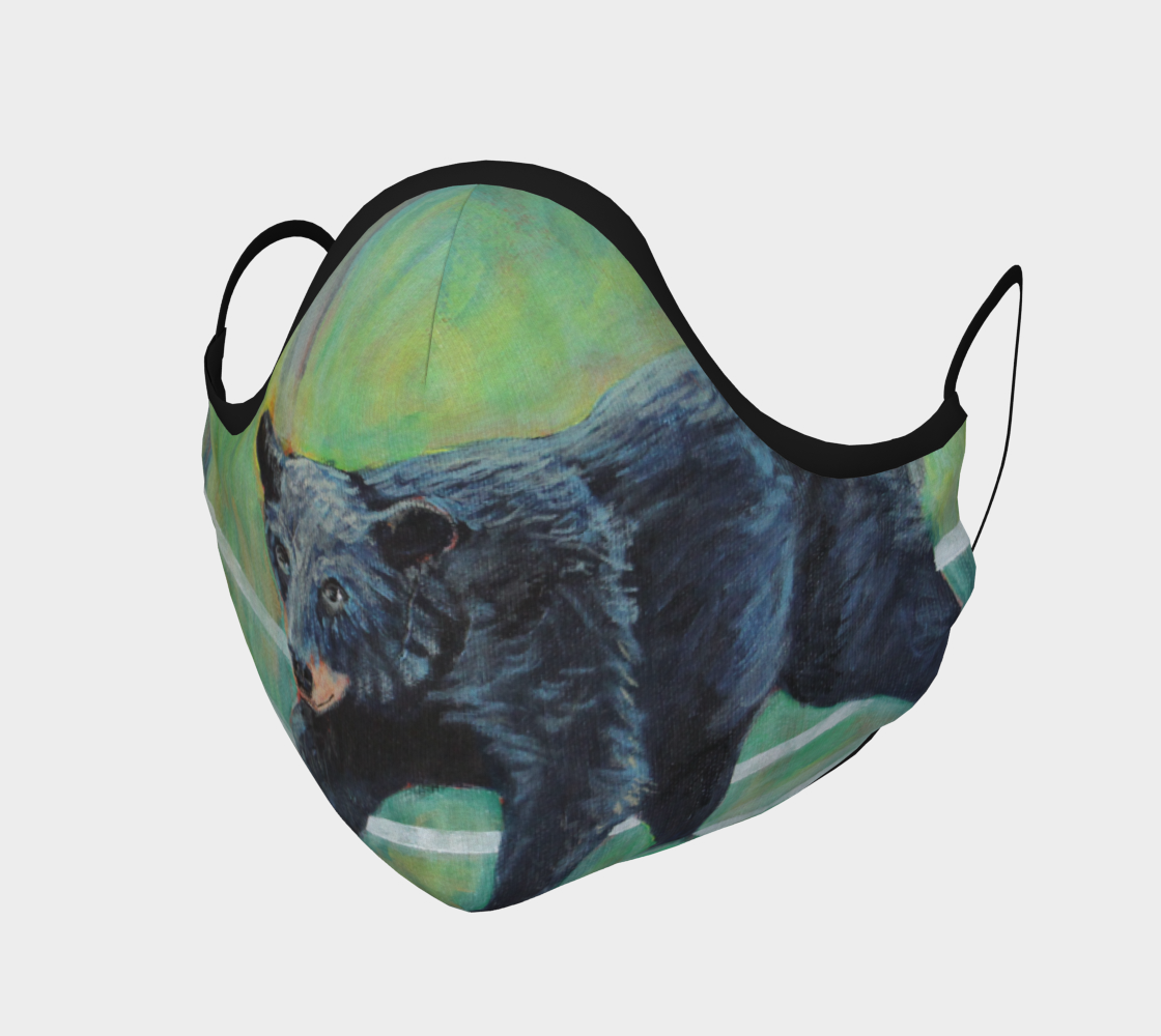 The Bear Mask preview