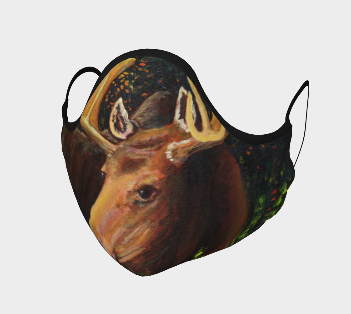 Moose Mask preview #1