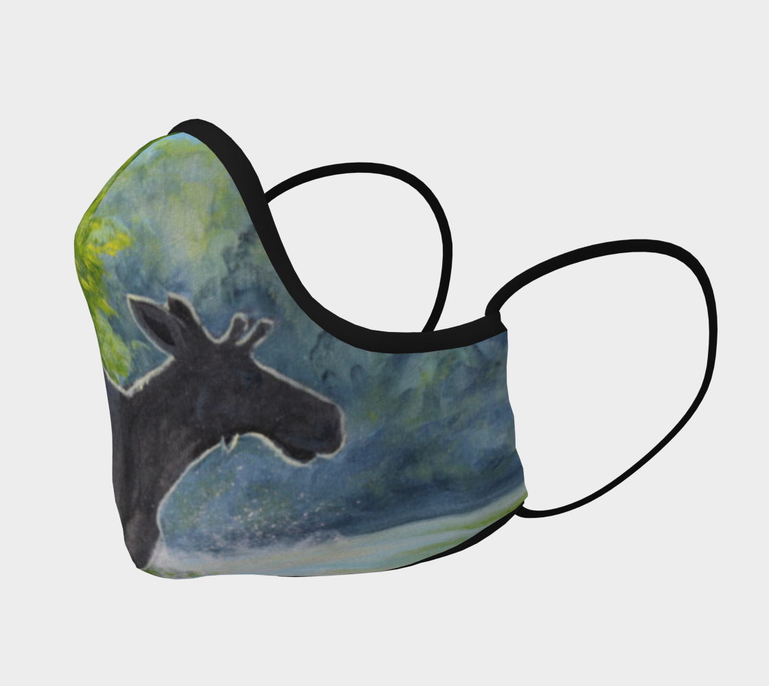 Morning Moose Mask preview #2