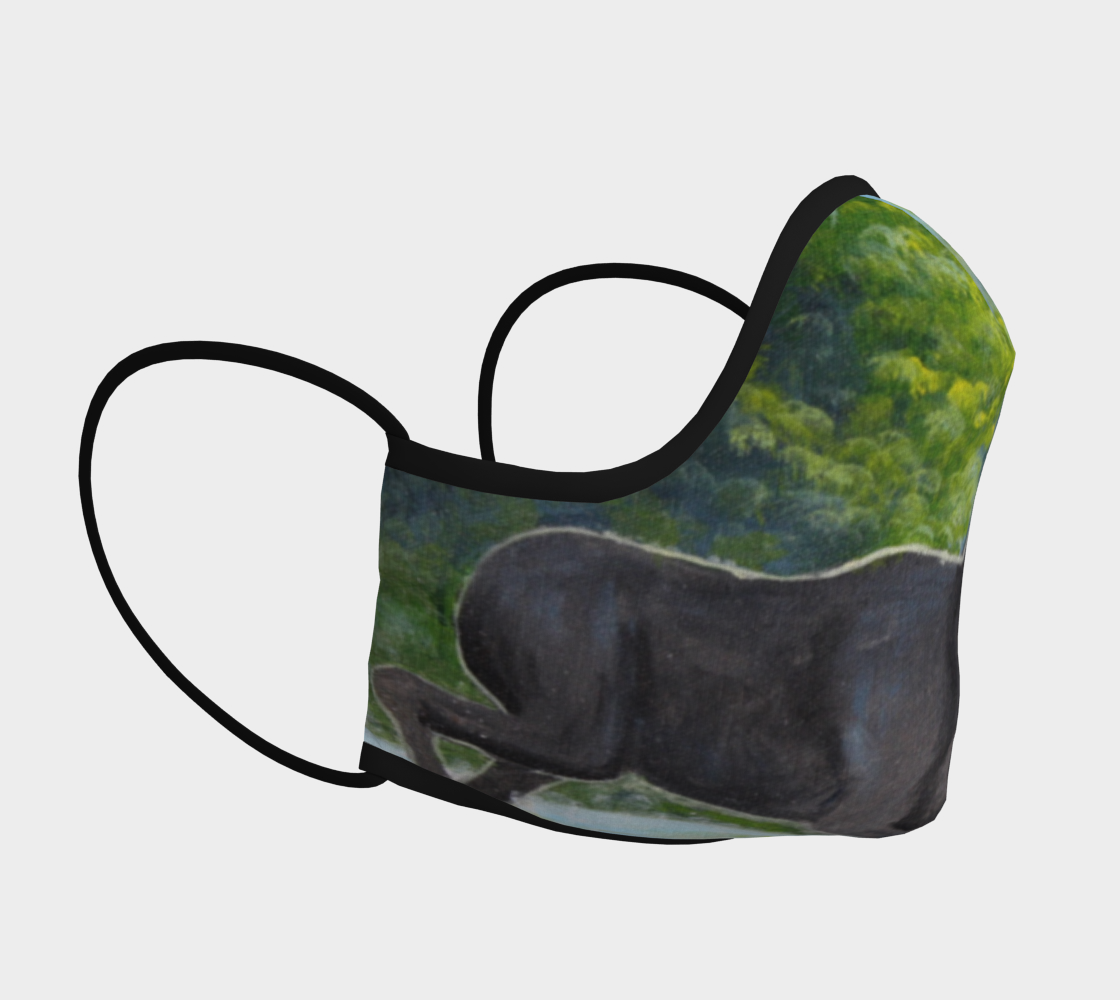 Morning Moose Mask preview #3