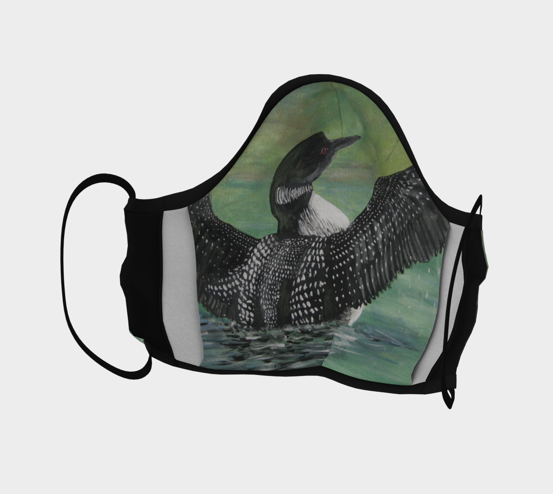 Morning Loon Mask preview #4