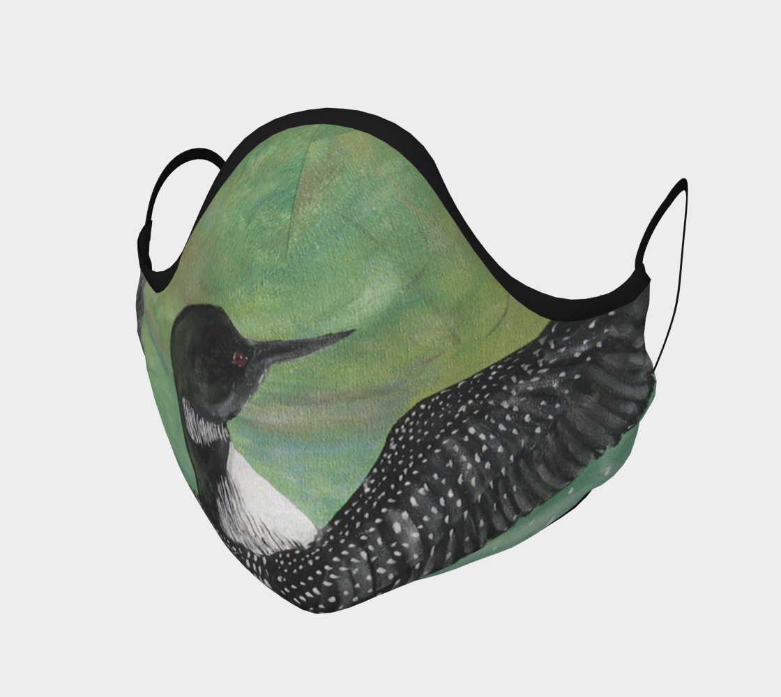 Morning Loon Mask preview #1