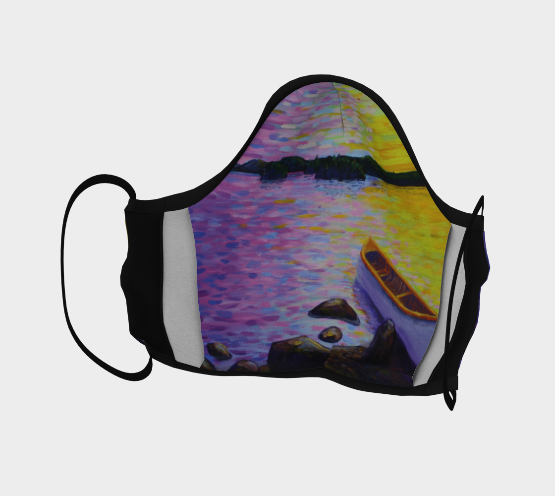 Canoe Lake Mask preview #4
