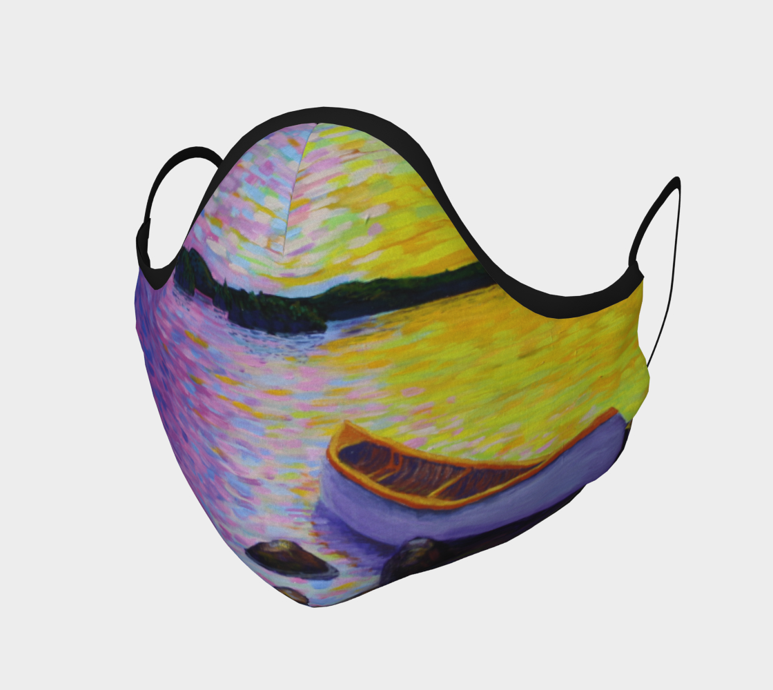Canoe Lake Mask preview