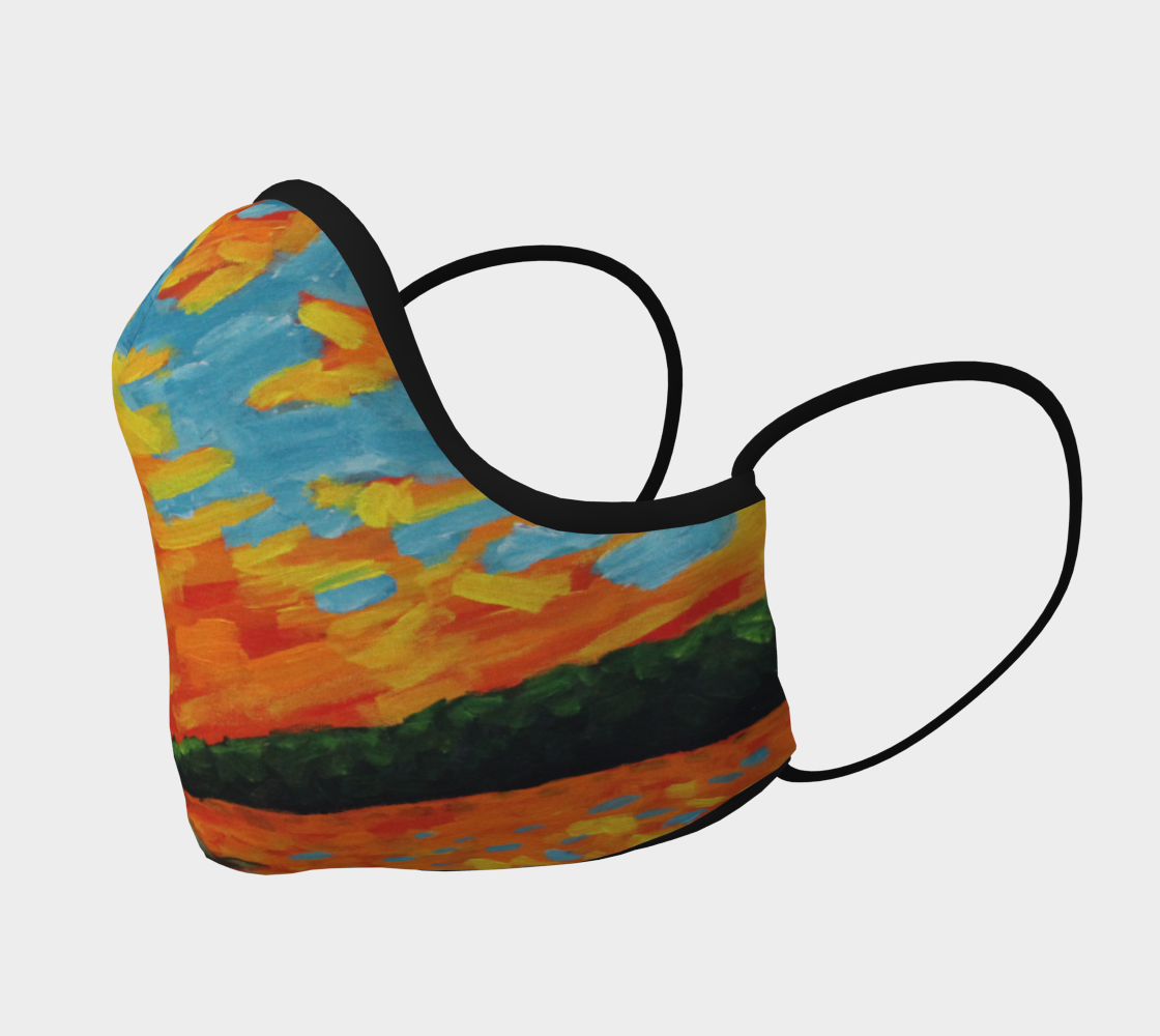 Lake of Two Rivers Mask preview #2